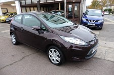 Ford Fiesta 1.25 (60ps) Edge Hatchback 3d 1242cc