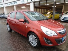 Vauxhall Corsa 1.4 (100ps) Energy (a/c) Hatchback 5d 1398cc