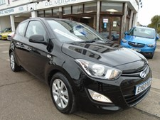 Hyundai I20 1.2 (85ps) Active Hatchback 3d 1248cc