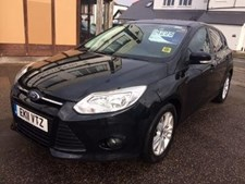 Ford Focus 1.6 TI-VCT (105ps) Edge Hatchback 5d 1596cc