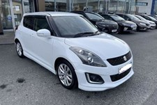 Suzuki Swift 1.2 (94ps) SZ3 Hatchback 5d 1242cc