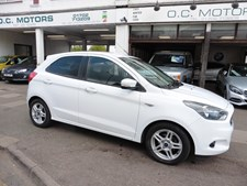 Ford Ka+ 1.2 Ti-VCT (85ps) Zetec Hatchback 5d 1190cc