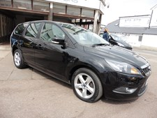 Ford Focus 1.6 (100ps) Zetec Estate 5d 1596cc