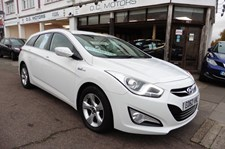 Hyundai I40 1.7TD (116ps) Active Estate 5d 1685cc