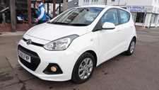 Hyundai I10 1.0 Blue (66ps) SE (ISG) Hatchback 5d 998cc