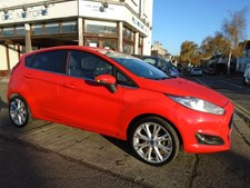 Ford Fiesta 1.0 (100ps) Titanium EcoBoost (s/s) Hatchback 5d 999cc