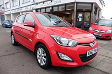 Hyundai I20 1.2 (85ps) Active Hatchback 5d 1248cc
